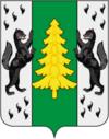 Герб Лесосибирска