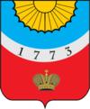 Герб города Тихвина