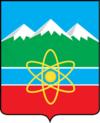 Герб города Трехгорного